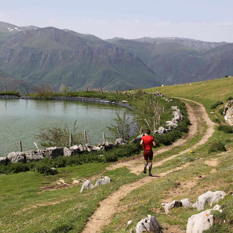 Trail Teverga